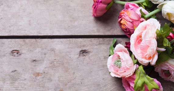 Composition florales Mariage