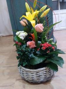 Galerie Photo - Composition florale - Karine Fleurs